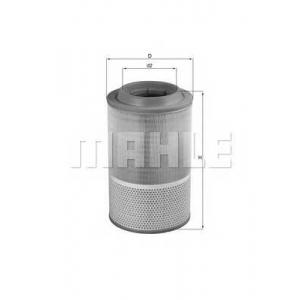 KNECHT LX1276 Воздушный фильтр