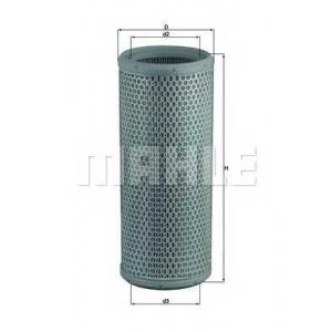 Воздушный фильтр lx147 mahle - RENAULT 21 (B48_) Наклонная задняя часть 2.1 Turbo-D (B486, B488, B48V)