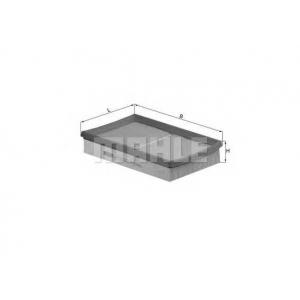 KNECHT LX1575 Фільтр повітря