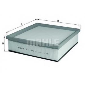 KNECHT LX1605 Воздушный фильтр