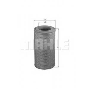 KNECHT LX1629 Воздушный фильтр