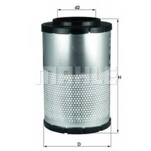 KNECHT LX1630 Фільтр повітря