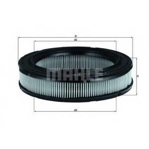 Воздушный фильтр lx171 mahle - FORD ESCORT I (AFH, ATH) седан 1100