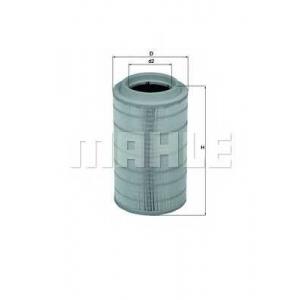 KNECHT LX1789 Воздушный фильтр