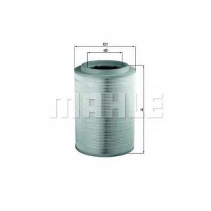 KNECHT LX2082 Воздушный фильтр
