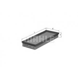 Воздушный фильтр lx218 mahle - FORD ESCORT IV (GAF, AWF, ABFT) Наклонная задняя часть 1.6 i