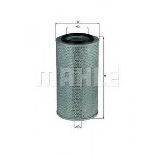 Воздушный фильтр lx265 mahle - MERCEDES-BENZ NG  1413
