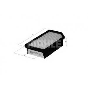 Воздушный фильтр lx2739 mahle - HYUNDAI ix20 (JC) Наклонная задняя часть 1.4
