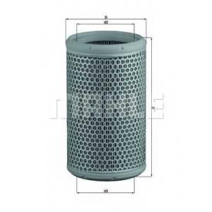 KNECHT LX290 Воздушный фильтр
