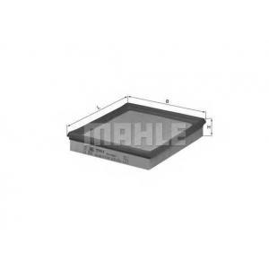 KNECHT LX316 Воздушный фильтр