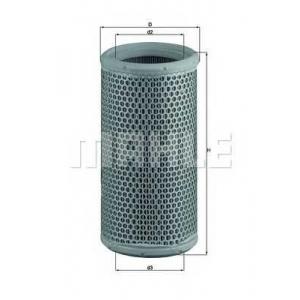 Воздушный фильтр lx425 mahle - RENAULT SUPER 5 (B/C40_) Наклонная задняя часть 1.7 i (C409)