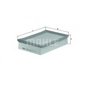 Воздушный фильтр lx4351 mahle - FORD ESCORT V (GAL) Наклонная задняя часть 1.3