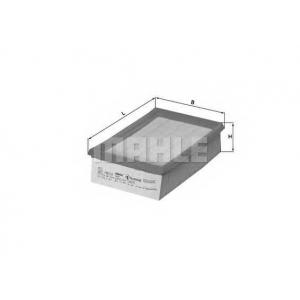Воздушный фильтр lx475 mahle - RENAULT LAGUNA I (B56_, 556_) Наклонная задняя часть 2.0 16V (B56D/M)