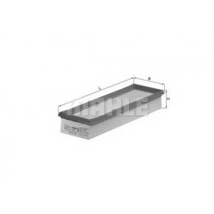 Воздушный фильтр lx488 mahle - CITRO?N ZX (N2) Наклонная задняя часть 1.6 i