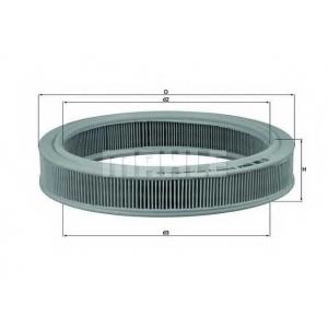 KNECHT LX493 Воздушный фильтр