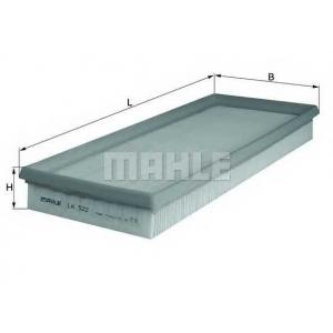Воздушный фильтр lx522 mahle - FORD MONDEO I (GBP) Наклонная задняя часть 1.6 i 16V