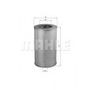 KNECHT LX 655 Фильтр воздушный