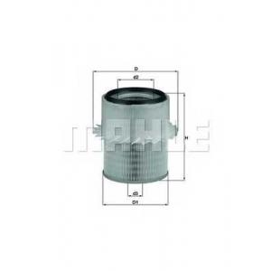 KNECHT LX673 Фільтр повітря