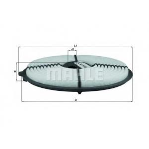 KNECHT LX733 Фильтр воздушный (пр-во Knecht-Mahle)
