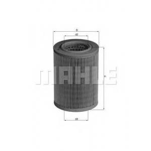KNECHT LX79 Воздушный фильтр