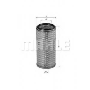 Воздушный фильтр lx872 mahle - LAND ROVER DISCOVERY I (LJ, LG) вездеход закрытый 2.5 TDI