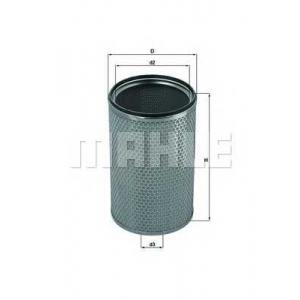 KNECHT LXS7233 Воздушный фильтр