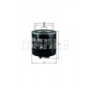 Масляный фильтр oc145 mahle - VW POLO (6N1) Наклонная задняя часть 64 1.9 D