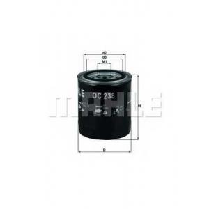 KNECHT OC238 Масляный фильтр