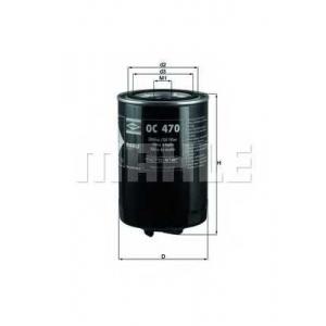 Масляный фильтр oc470 mahle - AUDI A4 (8D2, B5) седан 1.8 T