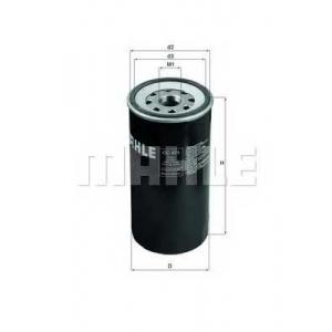 Масляный фильтр oc474 mahle - IVECO EuroTech MT  180 E 30 R