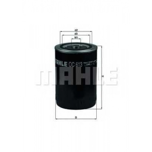 �������� ������ oc613 mahle - FIAT DUCATO ������ (250) ������ 140 Natural Power