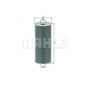 Масляный фильтр ox143d mahle - VW SHARAN (7M8, 7M9, 7M6) вэн 1.9 TDI