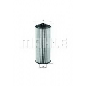 KNECHT OX155D Фільтр масляний