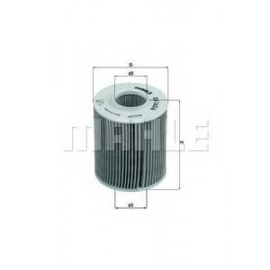 Масляный фильтр ox1634d mahle - OPEL ASTRA G Наклонная задняя часть (F48_, F08_) Наклонная задняя часть 1.7 TD
