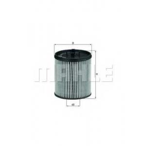 Масляный фильтр ox182d mahle - OPEL OMEGA B (25_, 26_, 27_) седан 2.5 V6