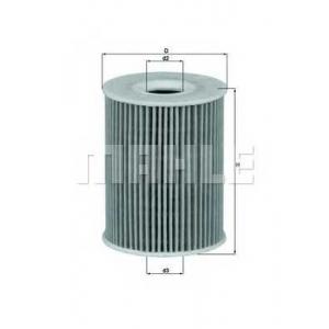 KNECHT OX3553D Фільтр масляний