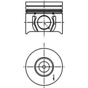 ������ Dura Torq ABFA D5BA D6BA 2.0TDCI Tranzit/mo 40173620 kolbenschmidt -
