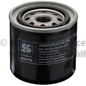 KOLBENSCHMIDT 50014335 Фильтр топливный БОГДАН, ISUZU, TOYOTA LC (пр-во KOLBENSCHMIDT)