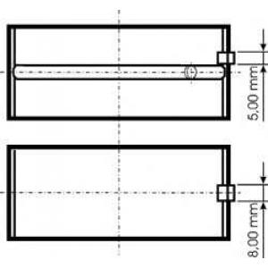 KS 77791610 HL SATZ RENAULT V.I. MIDR 062045/..3
