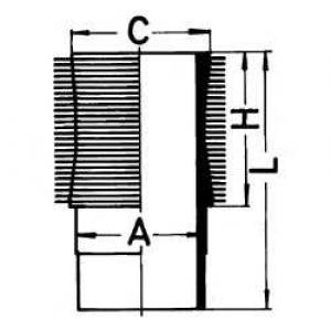 Гильза (BF6/BF8L413) 89030110 kolbenschmidt -
