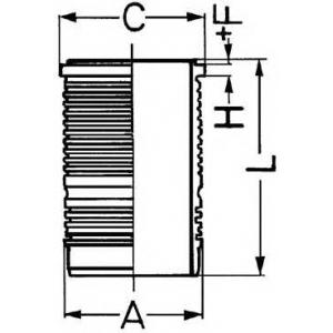 ������ 1,8TD/2,4TD/2,5TD 89500110 kolbenschmidt -