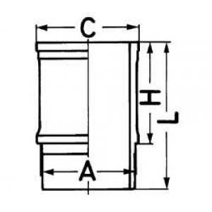 KS 89541110 Гильза (DC11/DSC12/DC16)
