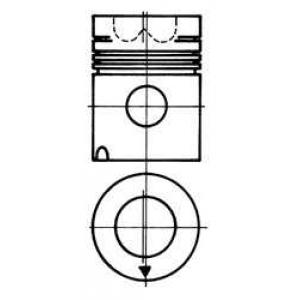 ������� 90112600 kolbenschmidt - DAF F 2100  FA 2105 DHR,FA 2105 DHTD