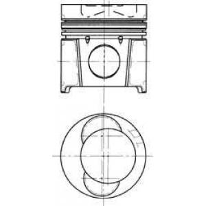 Комплект поршневых колец 94416600 kolbenschmidt -