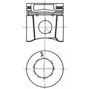 поршень (BF4/BF6M1012) 94900600 kolbenschmidt -