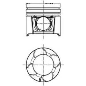 Комплект поршневых колец 97460602 kolbenschmidt -