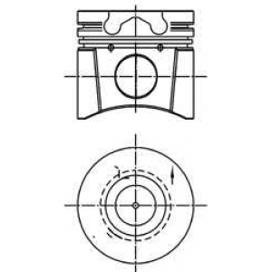 ������� 99418600 kolbenschmidt - LAND ROVER DISCOVERY II (LJ, LT) �������� �������� 2.5 Td5