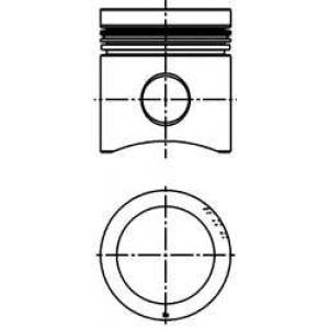 Комплект поршневых колец 99548600 kolbenschmidt -