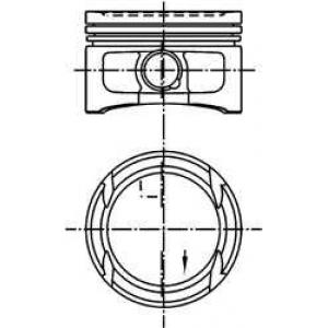 �������  1,2 12V 3���. AZQ/BME 02- 99909600 kolbenschmidt -