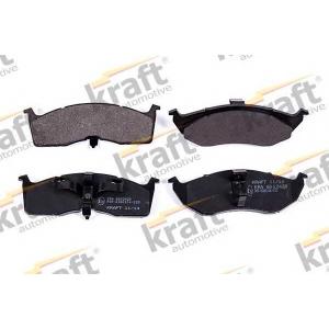 KRAFT AUTOMOTIVE 6002420 Комплект тормозных колодок, дисковый тормоз Крайслер Конкорд